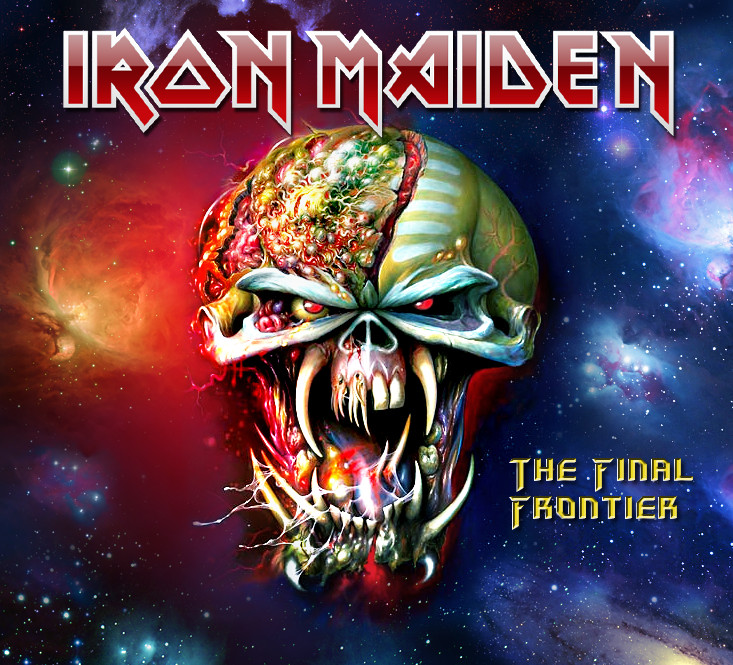 Iron Maiden The Final Frontier by CharlieNoiZz on DeviantArt