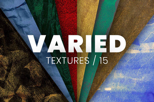 Varied Textures Mini pack FREE by ResourceMoon