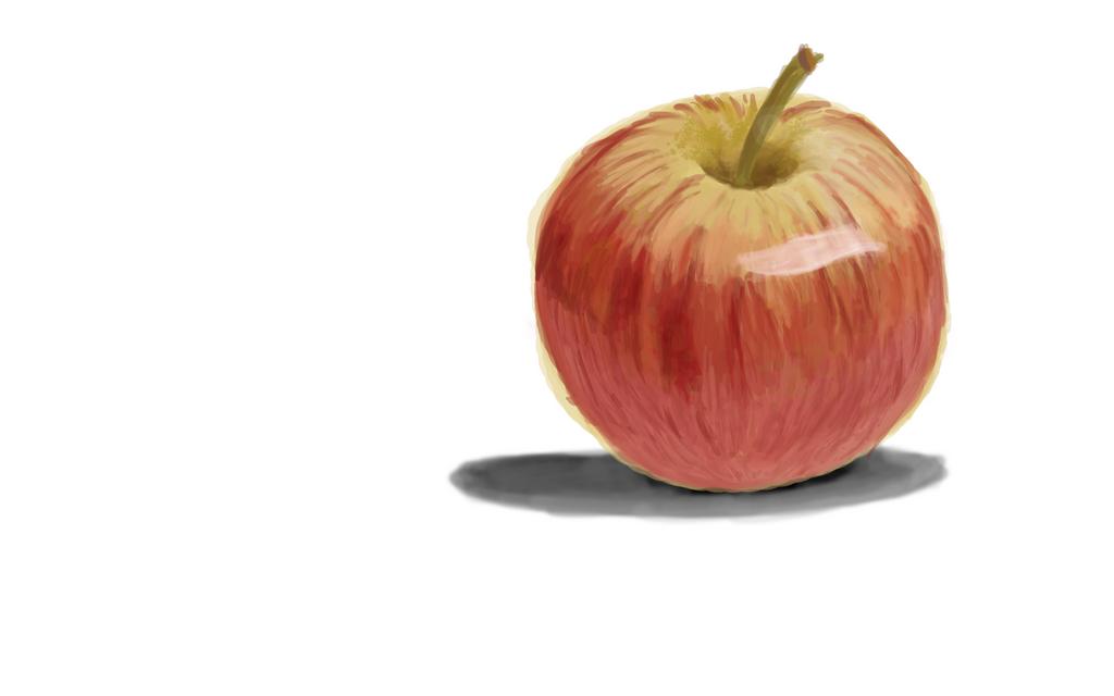Royal Gala Apple by Iomma