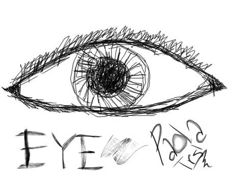 eye by PaaoH