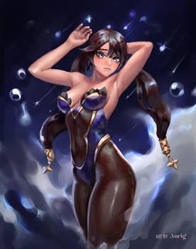 Mona /Genshin Impact
