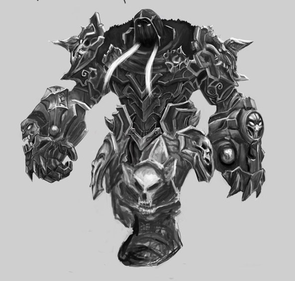 Darksiders - Abyss Arm...