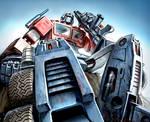 Ol' Optimus Prime