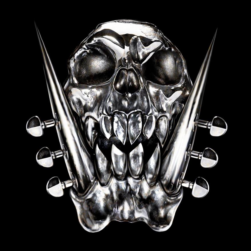 Metal Skull By PatrickThornton On DeviantArt