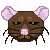 Jealous Rat emoji