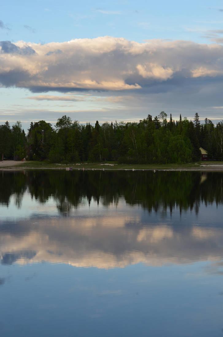 Nellie Lake by Anya-Hildebrandt