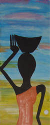 Feed the hungry by Anya-Hildebrandt