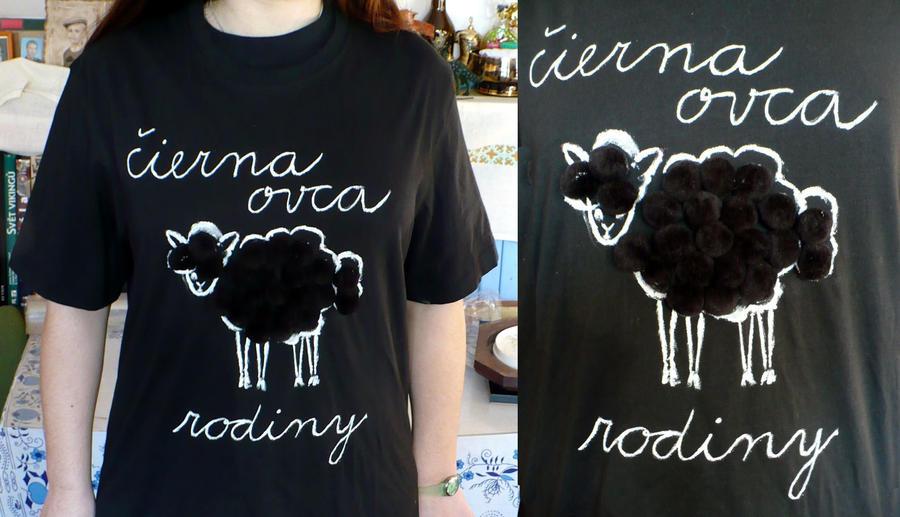 Black Sheep by MirachRavaia