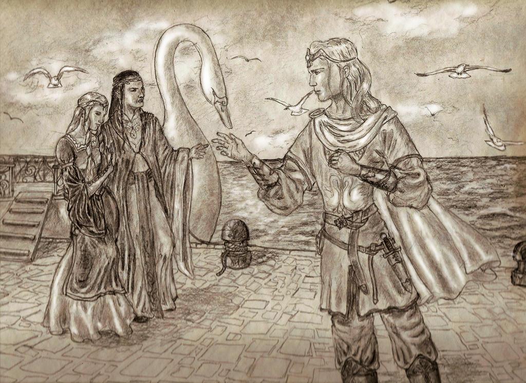 Reuniting in Valinor