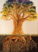 Slavic Oak by MirachRavaia