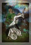 Shadow-bride by MirachRavaia