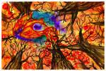 The Birth of a Phoenix by MirachRavaia