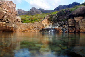 Fairy Pools by MirachRavaia
