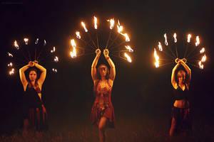 The Spirit of Fire by MirachRavaia