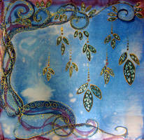 Blue tree by MirachRavaia