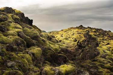 Lava field by MirachRavaia