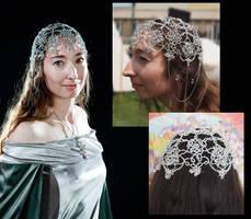 Arwen's cap by MirachRavaia