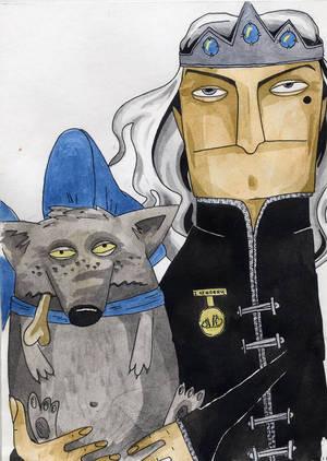 Melkor by MirachRavaia