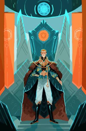 Emperor Hux By Cylindric-da3eqto by MirachRavaia