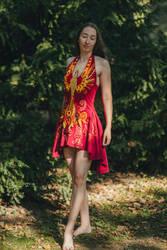Phoenix dress by MirachRavaia