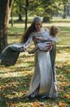 Arwen's daughter by MirachRavaia