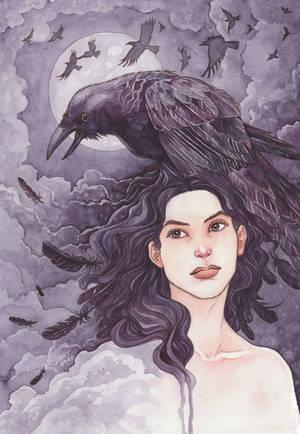 Ysbrydnos by Jenny Dolfen by MirachRavaia
