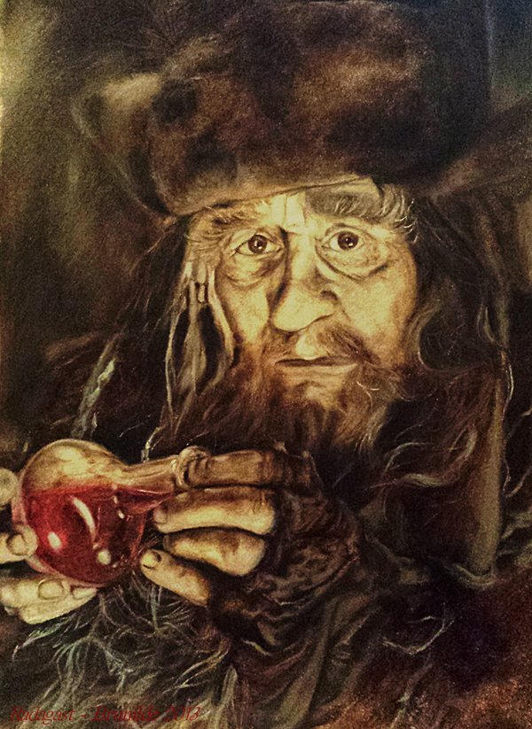Radagast By Brunild-d6w6uwg by MirachRavaia