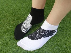 Ineffable socks 2