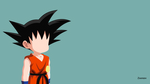 Son Goku #1 [Dragon Ball] by Dppzenron