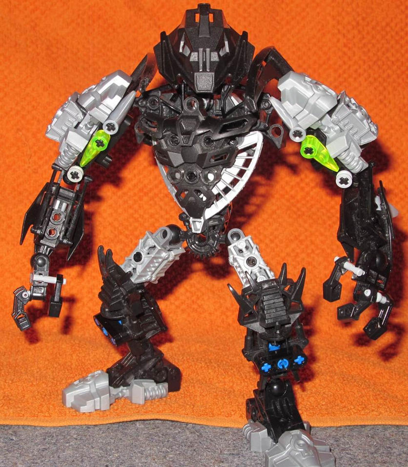 Toa Grode, Toa Ooduun of Earth by Darkjedi4
