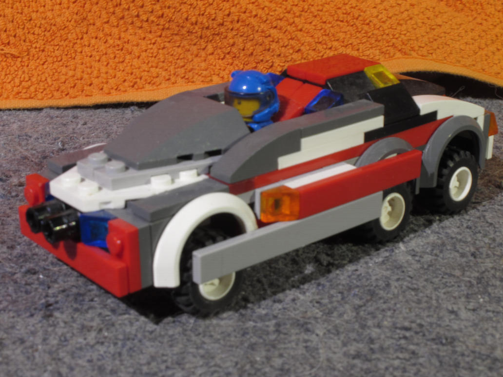 LARM - Light Armoured Recon Vehicle by Darkjedi4