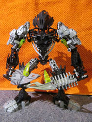 Toa Grode, Master of Earth