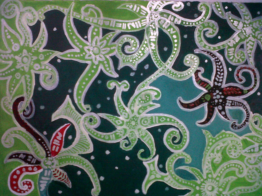 Batik Kalimantan by sarrahnesia on DeviantArt
