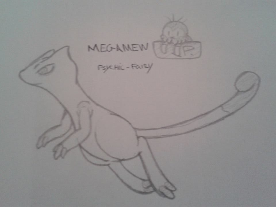 Megamew by pepon99