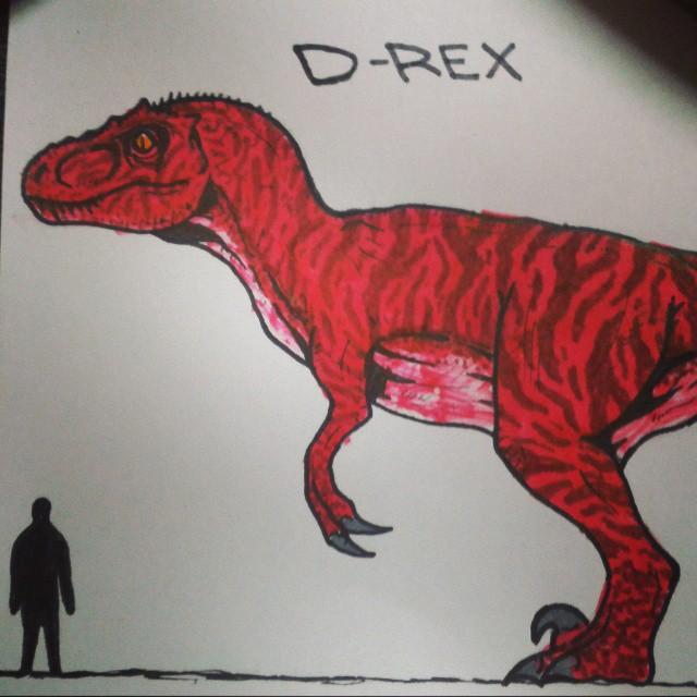 D-rex Alt Version by pepon99