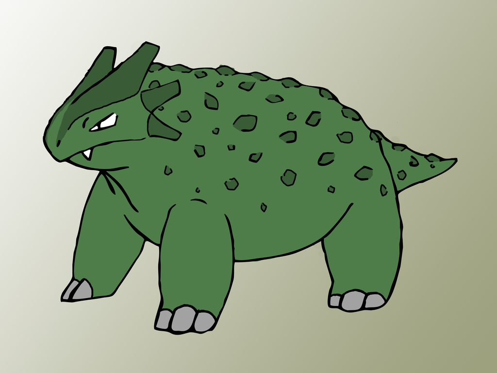 Scutosaurus Fake by pepon99