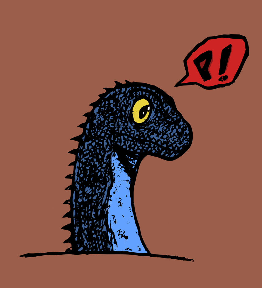 Sauropod! by pepon99