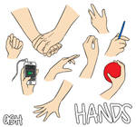 Let's Draw... Hands!