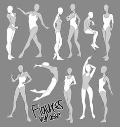 Let's Draw... Figures! by ashesto