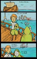 so this is the sea... by MadMax007