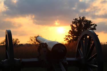 Gettysburg Sunset (1) by BlazeFirethorn