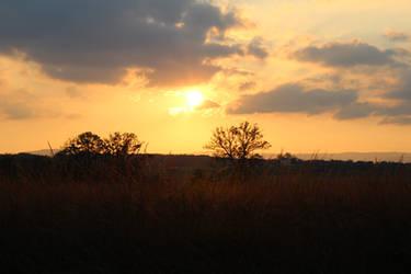 Gettysburg Sunset (2) by BlazeFirethorn