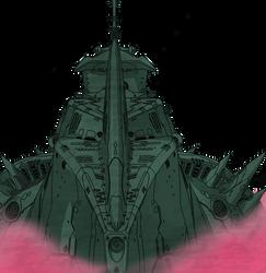 Interdimentional Submarine by BlazeFirethorn