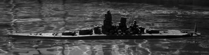 Yamato Side-on by BlazeFirethorn
