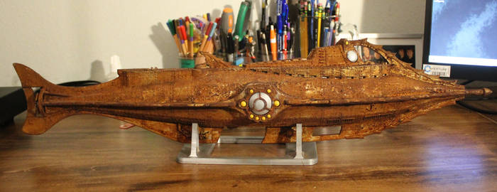 3D Printed Nautilus