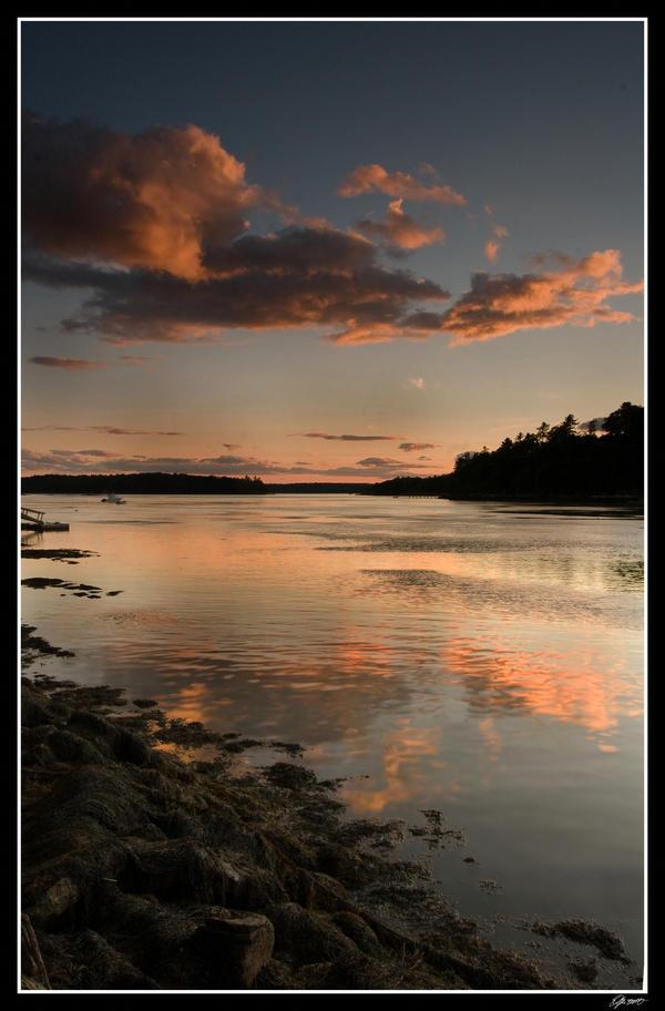August Sunset by EvaMcDermott