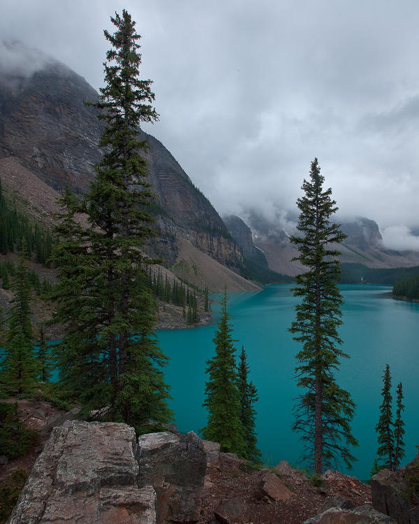 Moraine Lake II by EvaMcDermott