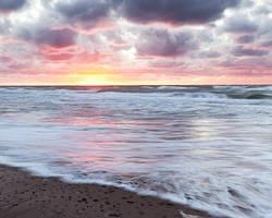Sunset Glow by EvaMcDermott