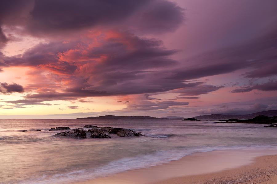 Orange Cloud by EvaMcDermott