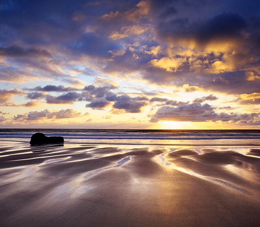 Durness Sunrise by EvaMcDermott